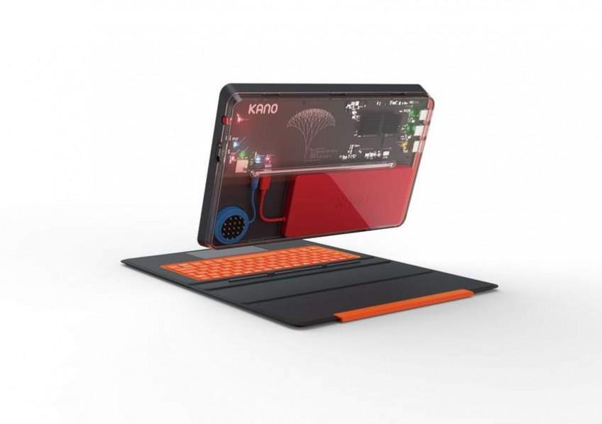 Microsoft и Kano разработали планшет-конструктор для детей