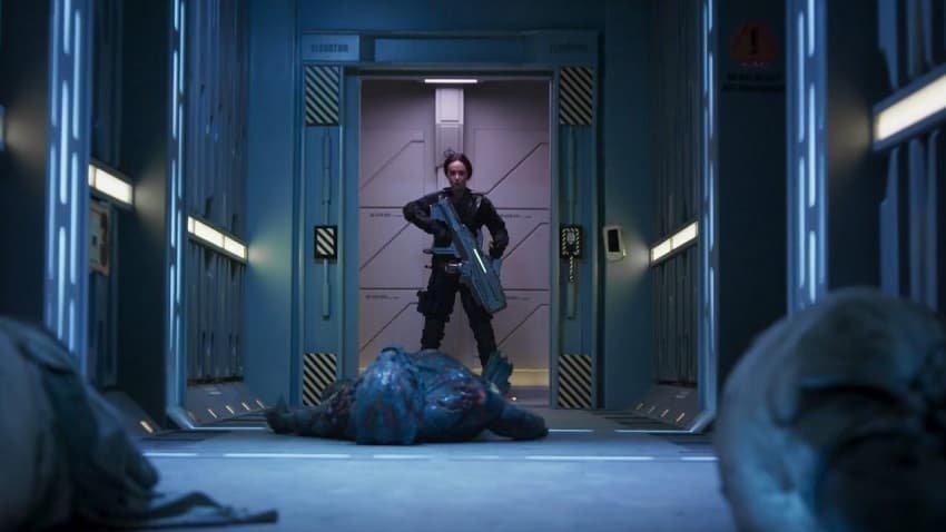Первые отзывы на Doom: Аннигиляция: «Ужасно скучный боевик»