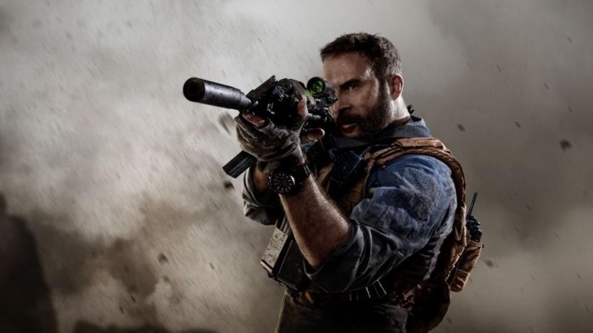 24 минуты геймплея из мультиплеера Call of Duty: Modern Warfare в разрешении 4K