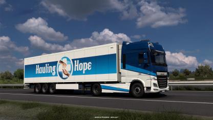 Событие Truck Simulator, посвящённое вакцинам, обернулось скандалом