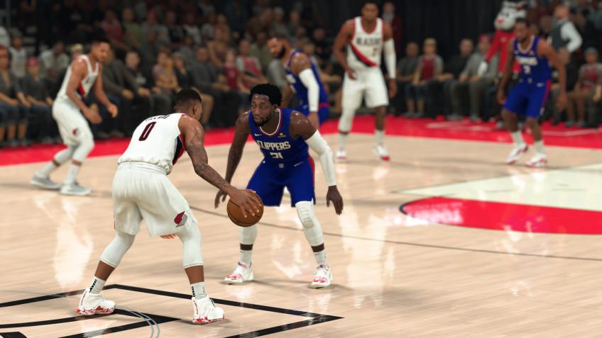 Авторы NBA 2K21 уберут рекламные ролики во время загрузки