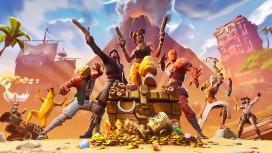В «пиратском» сезоне Fortnite появилась схожая с системой в Apex Legends система пометок