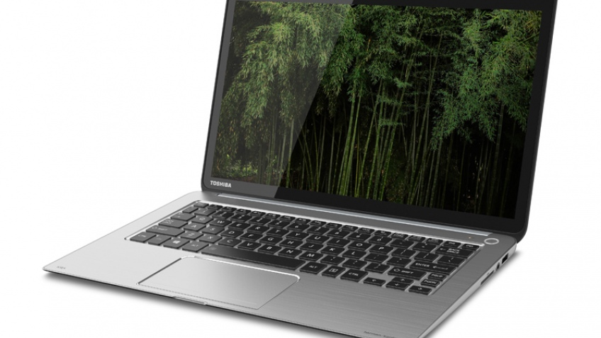 Toshiba анонсировала KIRAbook с разрешением дисплея 2560х1440 точек