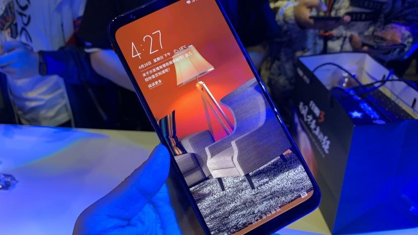 Официально представлен игровой смартфон Nubia Red Magic3