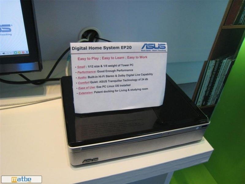 ASUS представила настольный Eee PC