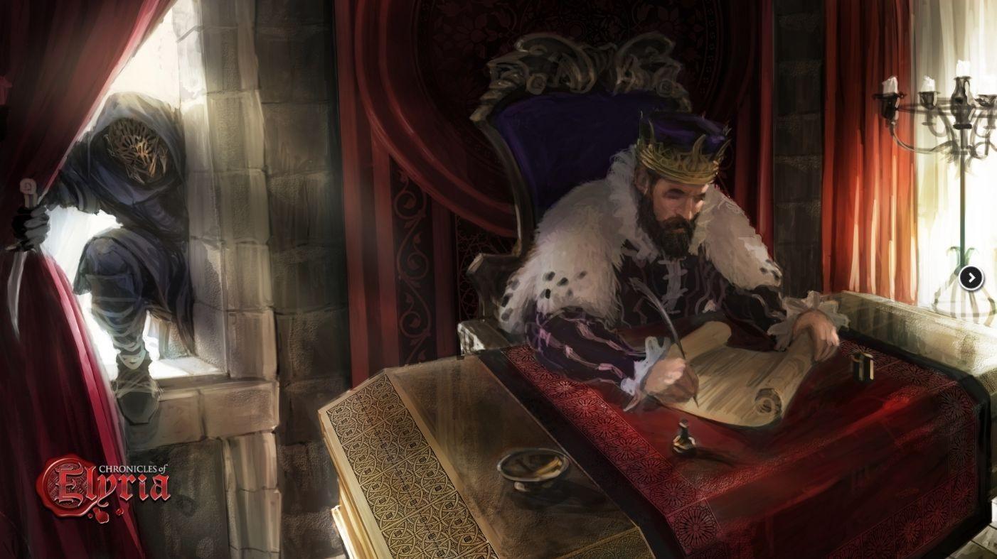 Создатели Chronicles of Elyria объявили о закрытии проекта, но пошли на попятную