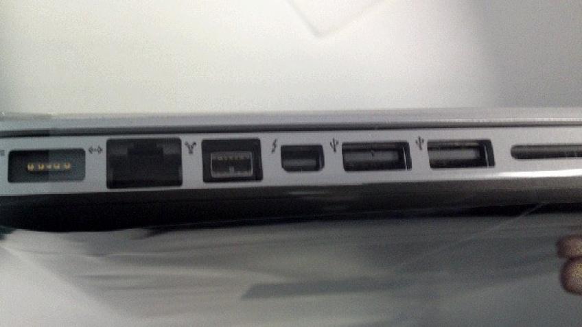 Apple задействует технологию Intel Light Peak в своих ноутбуках?