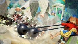 Авторы One Piece: Pirate Warriors4 представили ещё нескольких персонажей