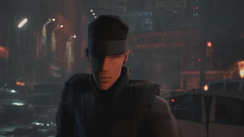 Моддер перенёс Солида Снейка из Metal Gear Solid в ремейк Resident Evil2