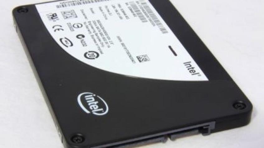 Intel снизила цену своих SSD