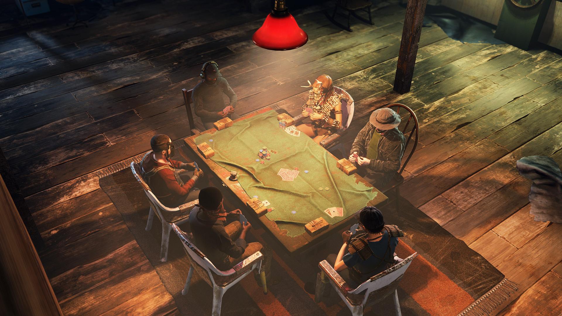 В Rust добавили жесты и покер