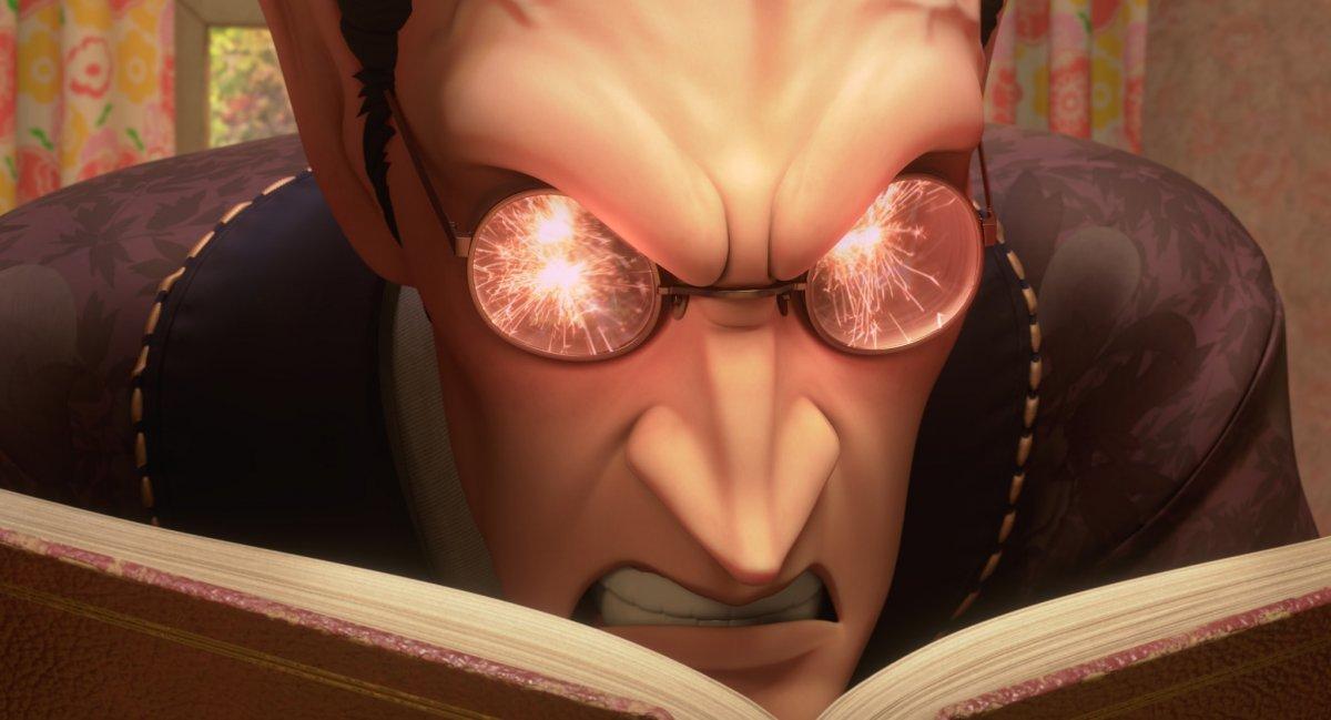 Вышел трейлер нового трёхмерного CG-мультфильма студии Ghibli