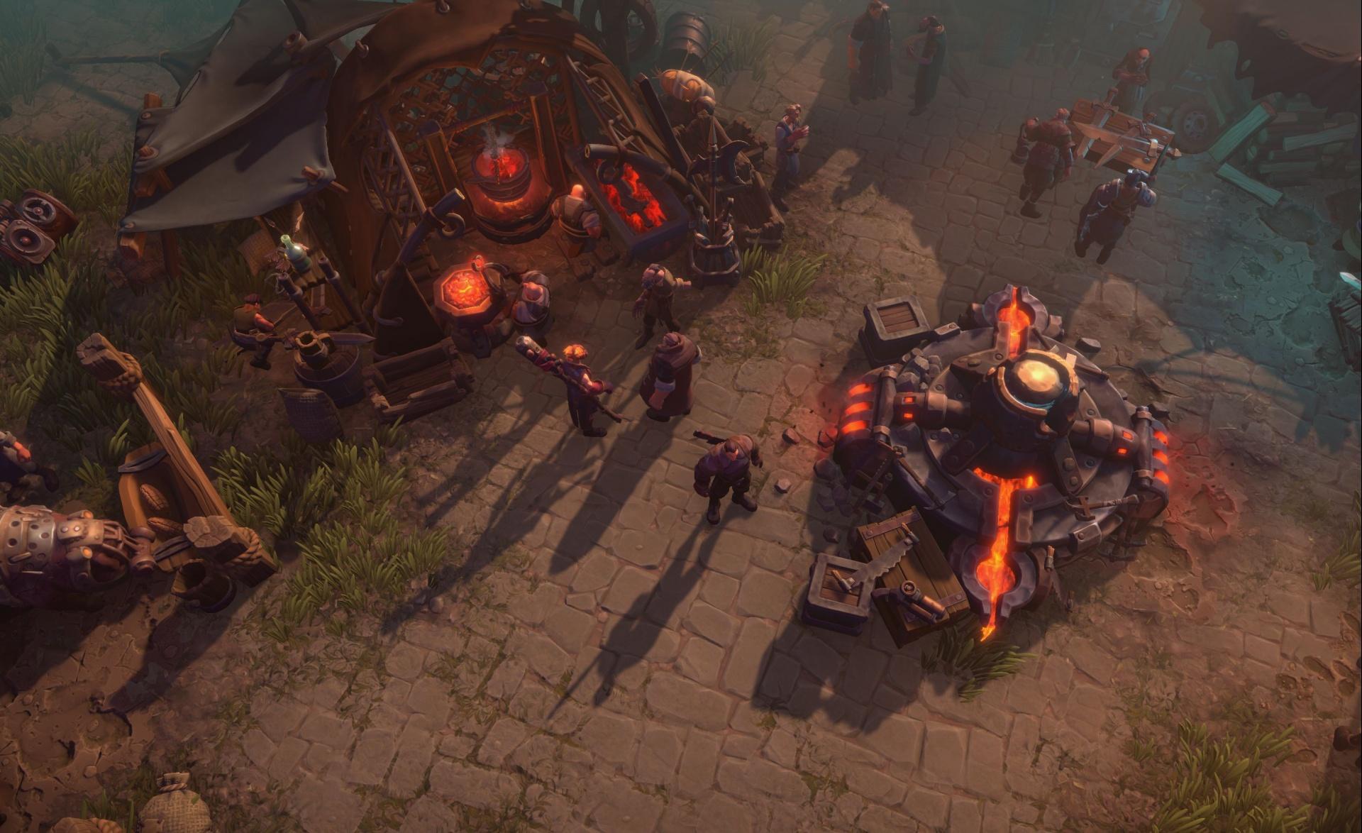 Киберпанк, Diablo, Ultima Online: чем вдохновлялись создатели MMORPG Corepunk