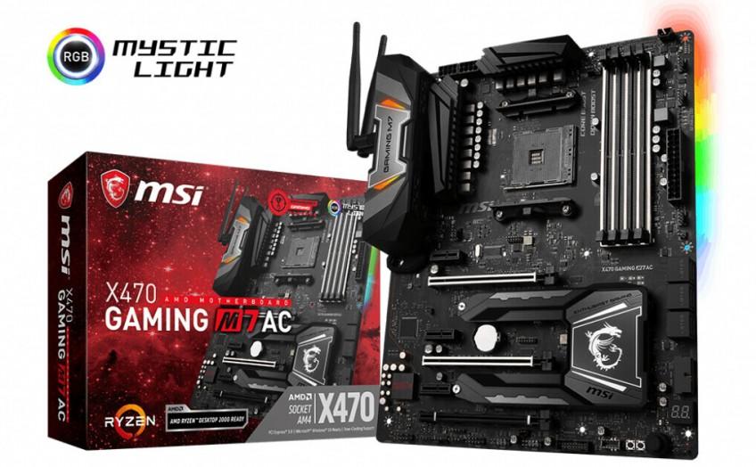 MSI подтвердила, что платы 400-й серии будут работать с CPU Zen3