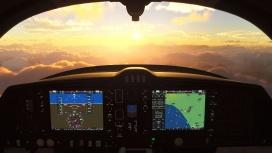 Microsoft Flight Simulator создаётся прежде всего для РС