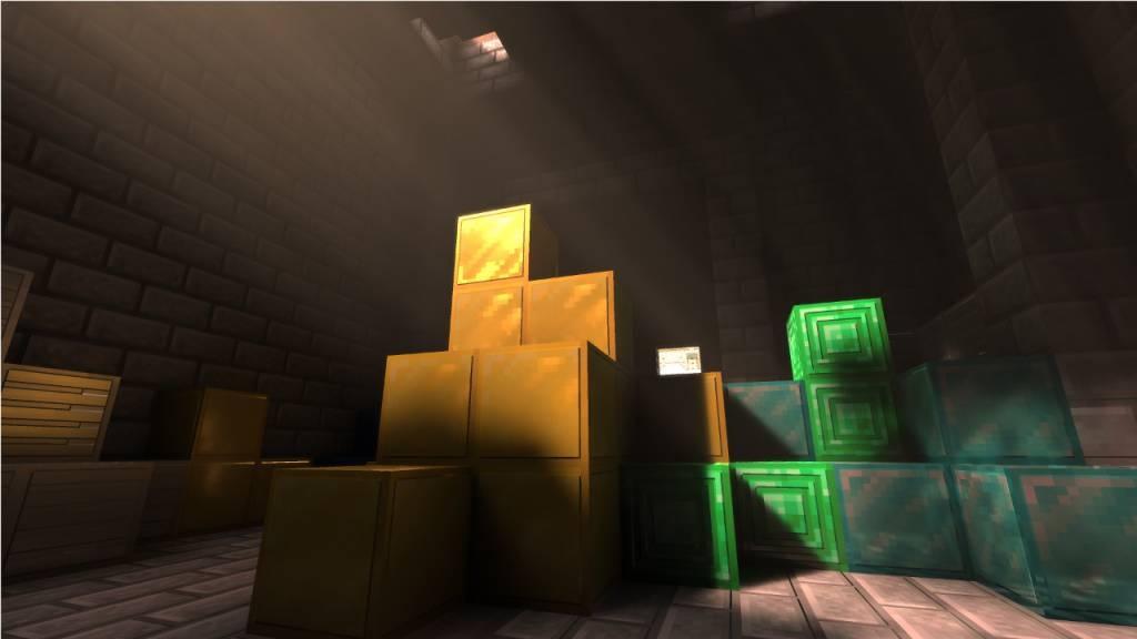 Вот так выглядят11 минут геймплея Minecraft с трассировкой лучей