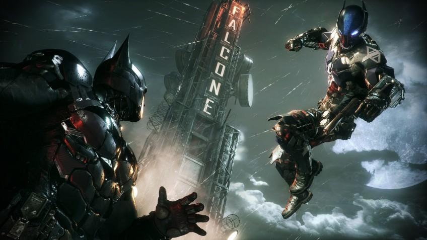 Теперь Batman: Arkham Knight в Epic Games Store включает все дополнения — бесплатно