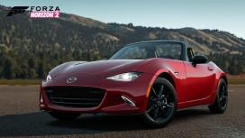 Автопарк Forza Horizon2 бесплатно пополнят четырьмя поколениями Mazda MX-5