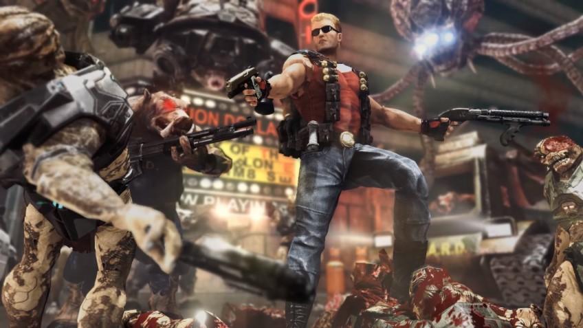 Энтузиаст создал ремейк первого эпизода Duke Nukem 3D на базе Serious Sam3
