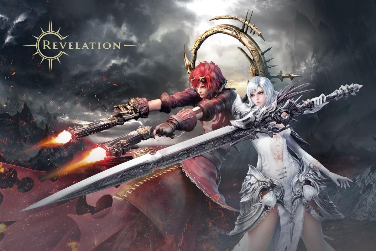 Mail.ru издаст китайскую MMORPG Revelation Online