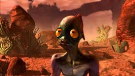 В Oddworld: New 'n' Tasty добавили ретро-управление