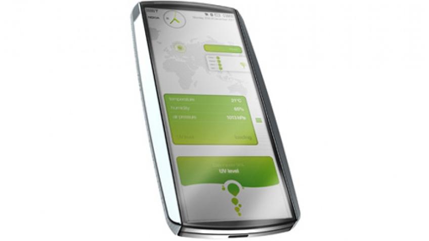 Nokia готовит зеленый мобильник