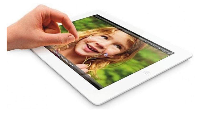 Apple выпустила iPad четвертого поколения