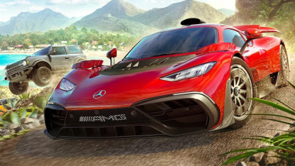 В Forza Horizon5 улучшили редактор персонажа и сезоны