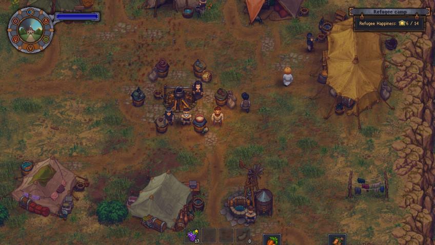 Вышло дополнение Game Of Crone к стратегии Graveyard Keeper