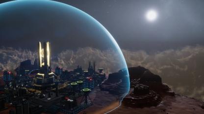 Градостроительная стратегия Sphere — Flying Cities вышла в ранний доступ