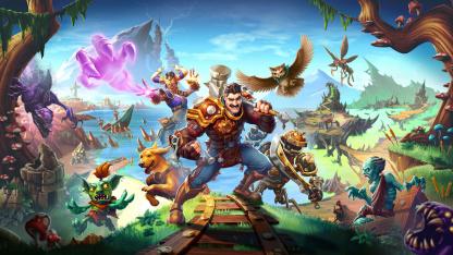 Echtra Games прекращает работу над Torchlight III