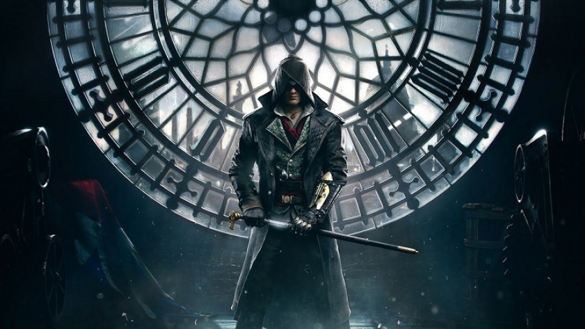 Выход «Assassin's Creed: Синдикат» на PC отметили сюжетным роликом