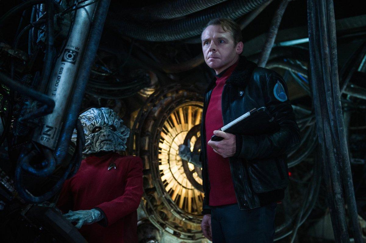 Саймон Пегг о «Звёздном пути»: «Эти фильмы не зарабатывают как Marvel»