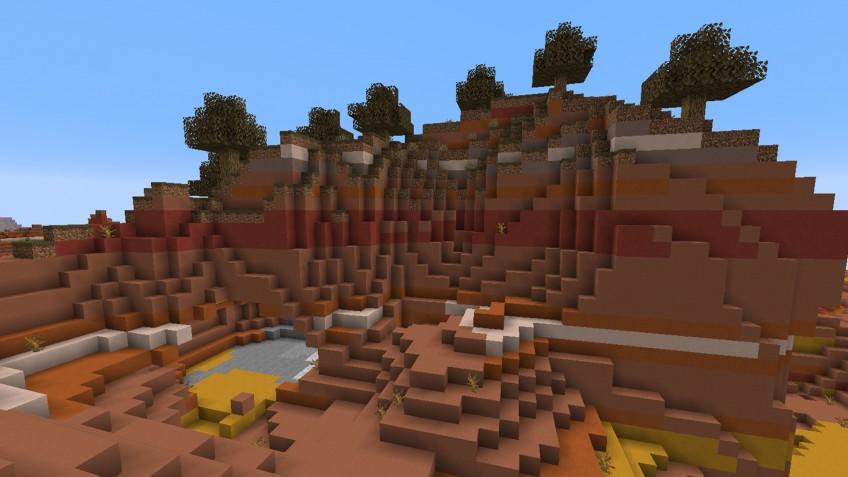 В Minecraft три биома получат обновления — первый выберут пользователи