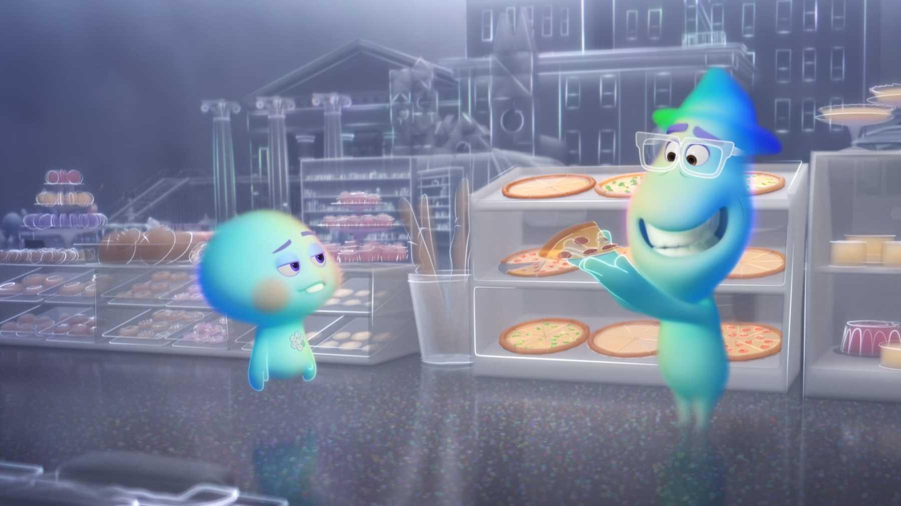 Вышел новый ролик «Души» Pixar о темах мультфильма
