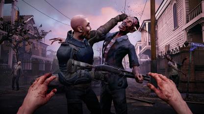 К The Walking Dead: Saints & Sinners выпустили обновление Aftershocks