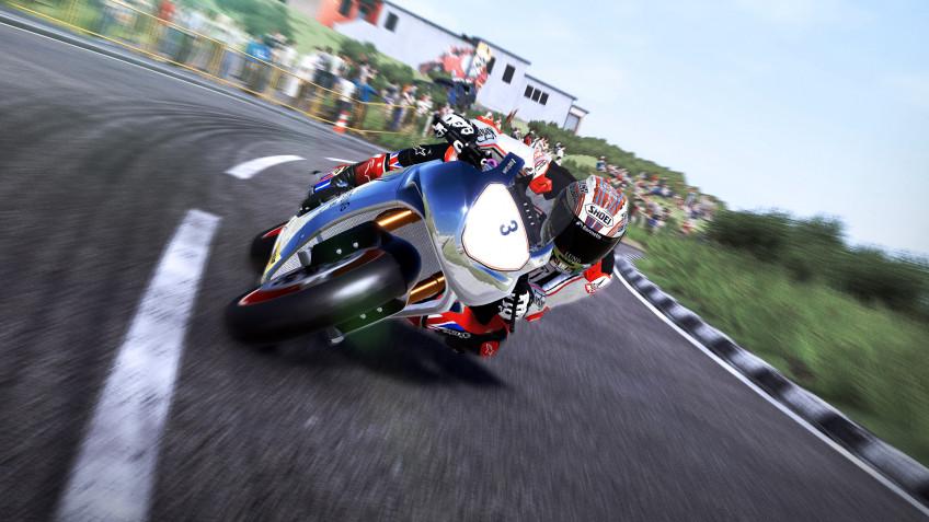 TT Isle of Man2 и DWVR сделают совместимыми с PlayStation5
