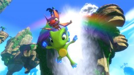 Yooka-Laylee не торопится на Nintendo Switch