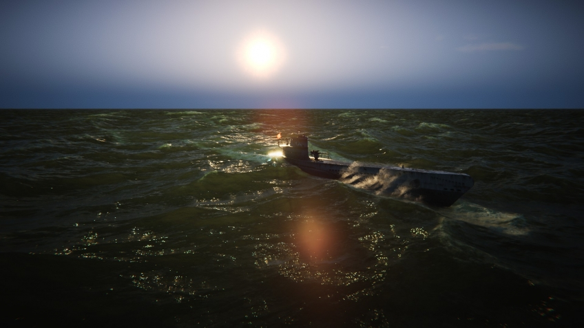 Опубликован час игрового процесса симулятора Uboat