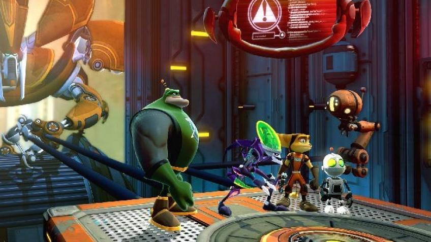 gamescom 2010: Рэтчет и Кланк возвращаются на PS3