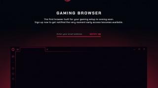 Opera готовит игровой браузер