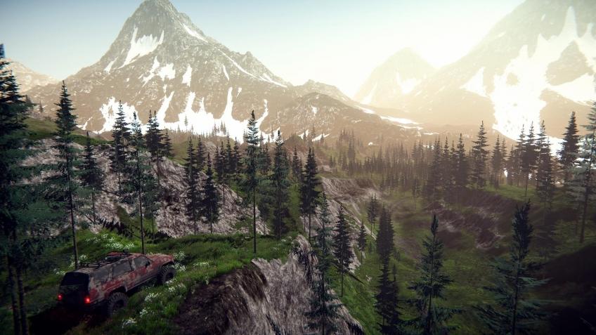 «Ультравнедорожный симулятор 2019: Аляска» выходит в Steam