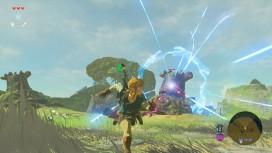 Линк хвастается особыми способностями в ролике The Legend of Zelda: Breath of the Wild