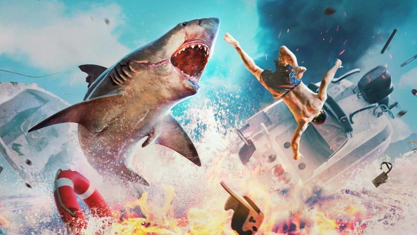 Четверть часа с акулой-людоедом: опубликована запись прохождения Maneater