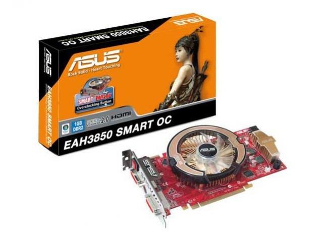 Демпинг Radeon HD 3850