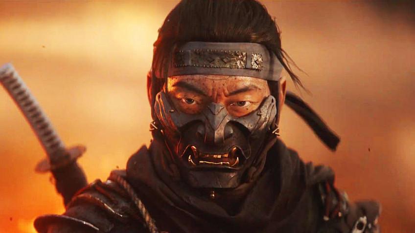 Игры для PS4 вроде Ghost of Tsushima и Cyberpunk 2077 продают с большими скидками