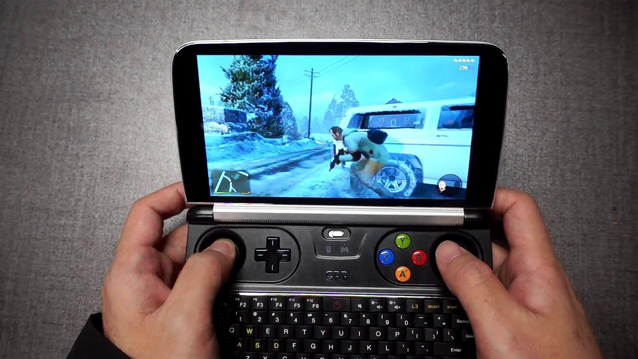 Игровой мини-ноутбук GPD Win2 станет мощнее
