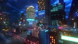 Киберпанковое приключение Cloudpunk получит вид от первого лица