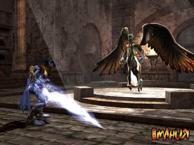 Продолжение Legacy of Kain