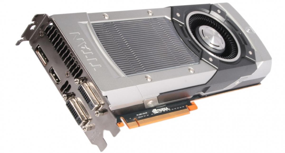 GeForce GTX Titan X будет стоить 1350 долларов (слухи)